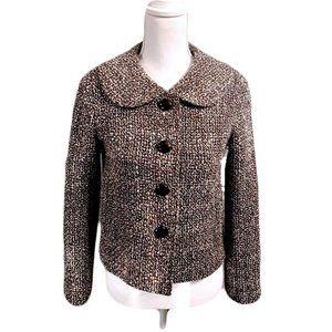 Banana Republic Brown Suit Jacket Size XS